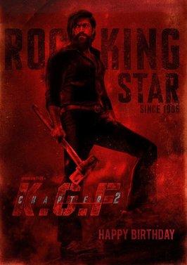K.G.F: Chapter 2 - A New Tamil Movie @ भारतीय तमिल फिल्म