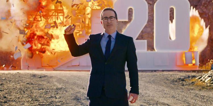 Trailer Announces When John Oliver's Show Returns for Season 8