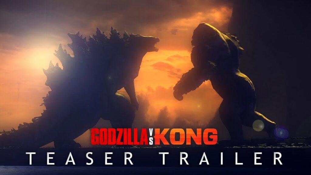 New Movie Godzilla vs. Kong